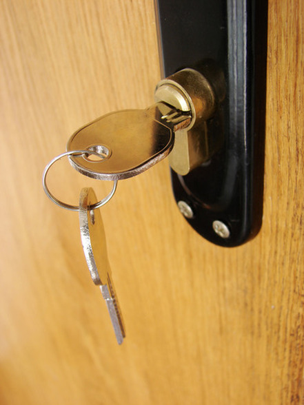 AMHA Keys Door